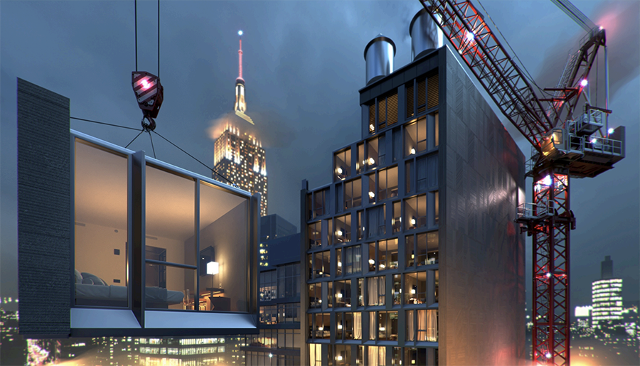 AC Hotel NoMad in NYC is set to open in 2019