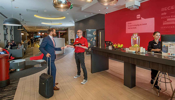 Accor Hotels Ibis brand focuses on human connection