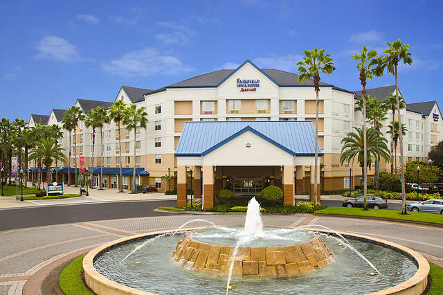 Marriott Fairfield Inn & Suites Modular Hotel in Fairfield, California