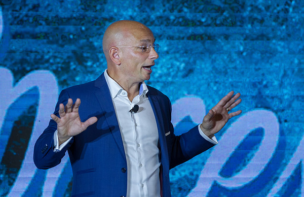 Anthony Melchiorri reveals hotel business top tips at HotelSpaces