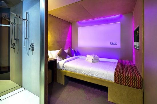 BLOC Hotels Sleep Room