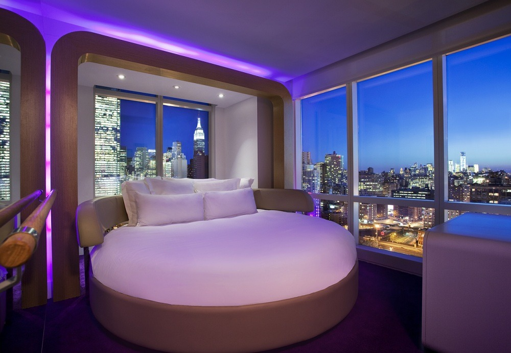 Technology and design are key differentiators for Yotel Hotels