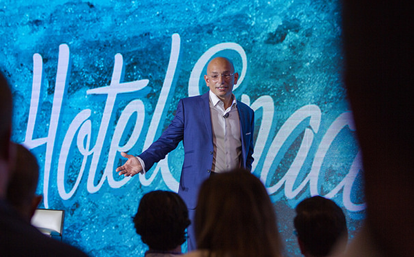 Aiming for Excellence with Hotel Impossible's Anthony Melchiorri