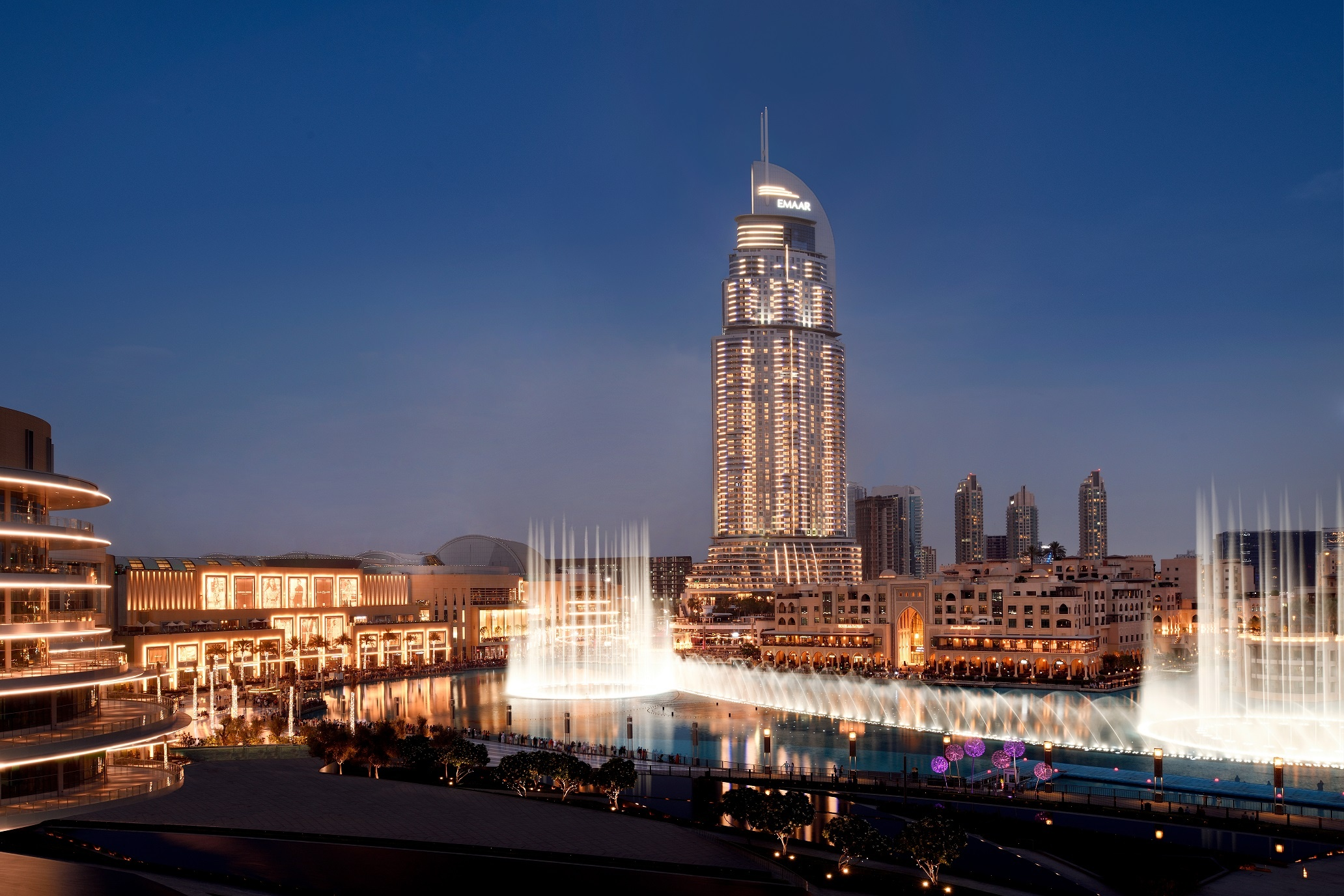 Emaar Hospitality Group portfolio includes The Address Hotels and Resorts
