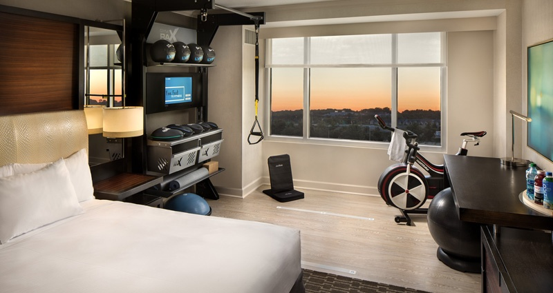 Designing the Hotel Guest Room of the Future