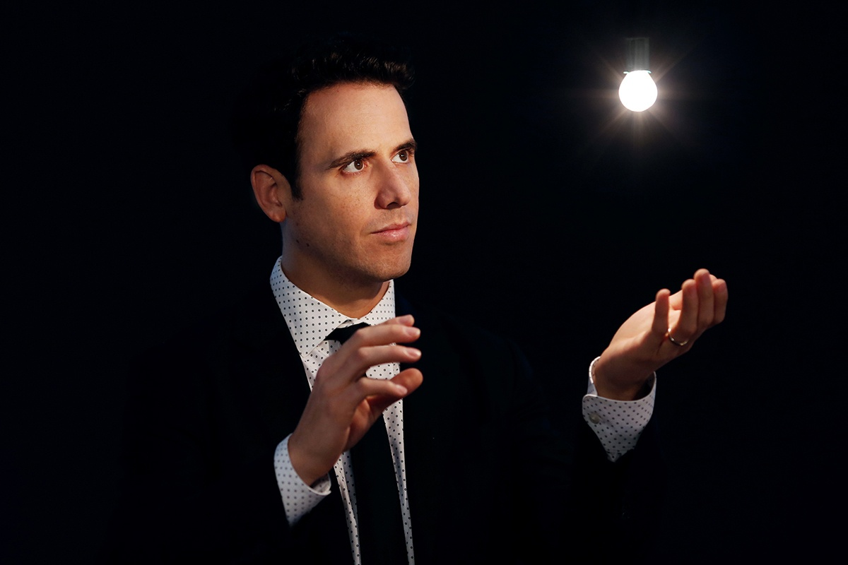 Mentalist Oz Pearlman to Perform at HotelSpaces