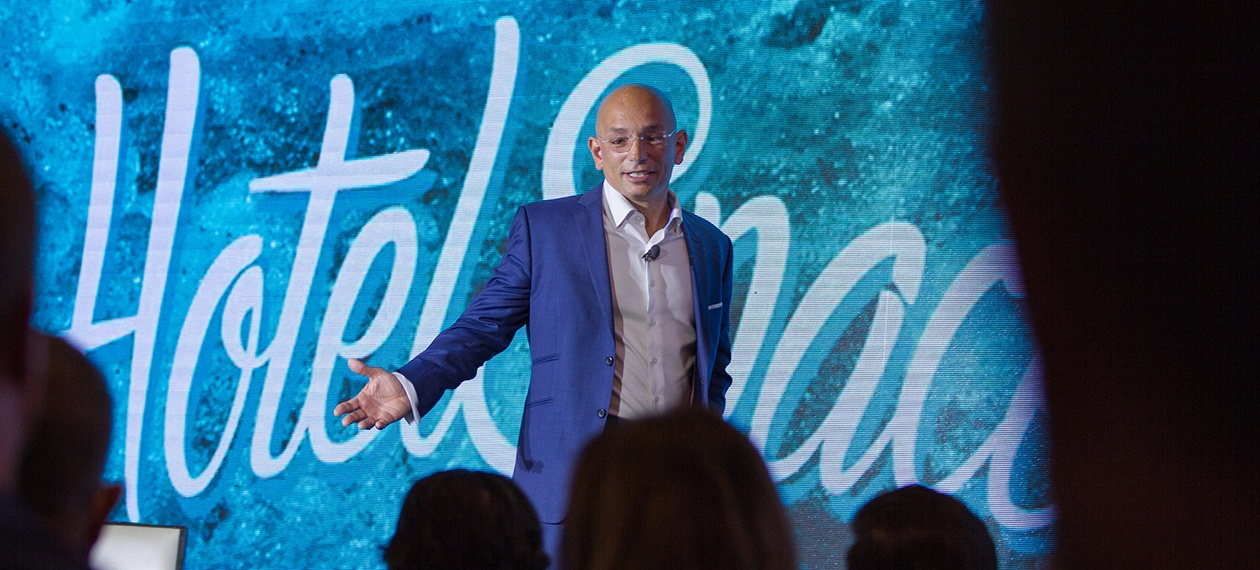 HotelSpaces - Aiming for Excellence with Hotel Impossible Anthony Melchiorri