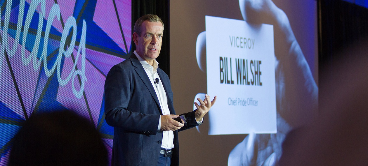 Viceroy CEO Bill Walshe Talks Pride and Purpose in the Workforce at HotelSpaces